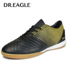 DR.EAGLE indoor futzalki soccer Shoes ic football sneakers cleats football for boys futsal boot For Men Football Training Boots