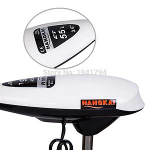 Image 5 - Atacado preço de facotry marinha 65lbs motor de corrico elétrico para o barco de pesca kayak durável
