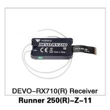 DEVO-RX710 (R) Receptor para Walkera Runner Runner 250 Antelación GPS Drone RC Quadcopter Piezas Originales 250 (R)-Z-11