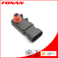 High Quality MAP Manifold Absolute Pressure Sensor For PEUGEOT 206 1.0 16V 01>07 97>00 7700106644 1920CW