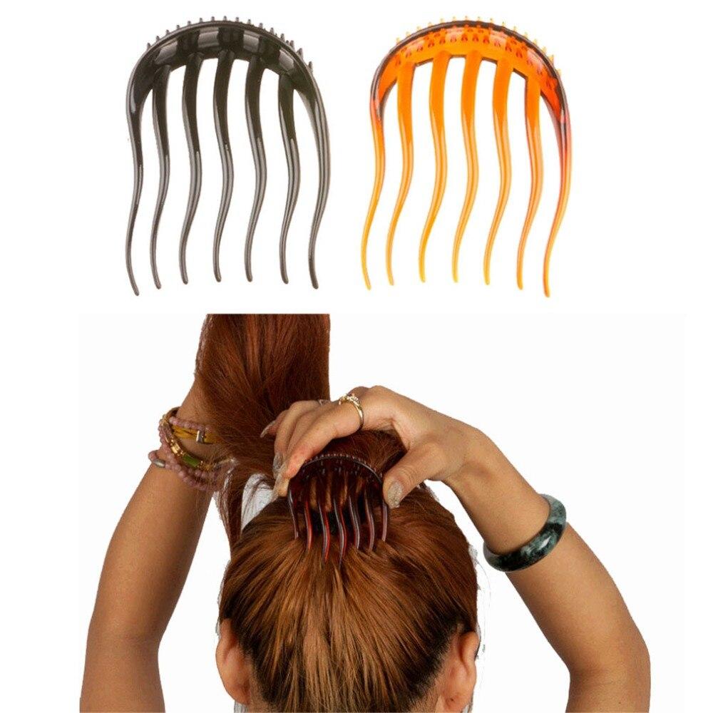 Herhangi bir fırsat için saç yumru nasıl yapılır