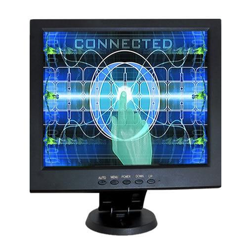 10,4 дюймов 5 проводная резистивная Сенсорный экран ЖК дисплей для контроля уровня сахара в крови с HDMI, DVI, VGA для ПК/POS