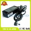 19 В 2.1A 40 Вт адаптер переменного тока ADP-40MB AB BA44-00266A ноутбук зарядное устройство для Samsung NC208 NC210 NC215 NC215S NC215P NC310 ND10 NF108