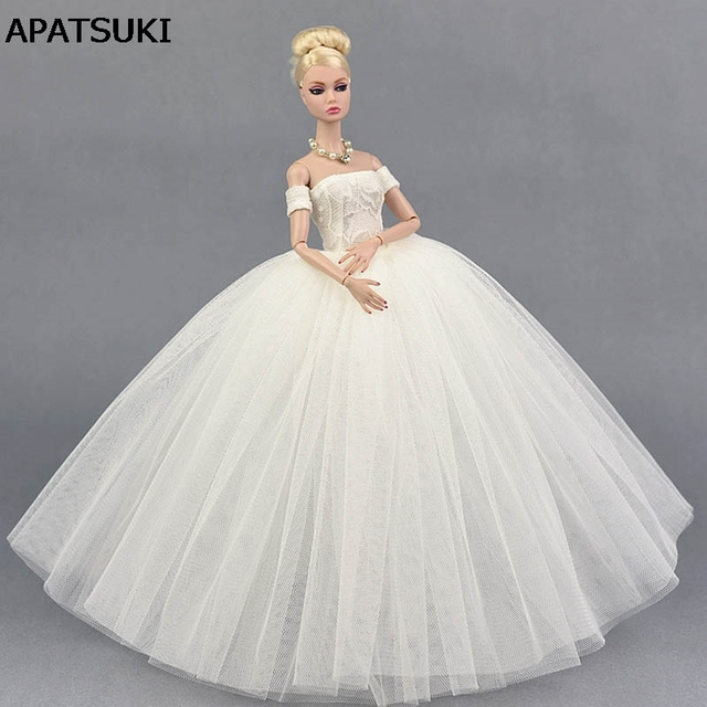 Vestiti Da Sera Per Barbie Abiti In Pizzo