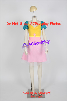 Steven Universe past pearl cosplay costume dress acgcosplay