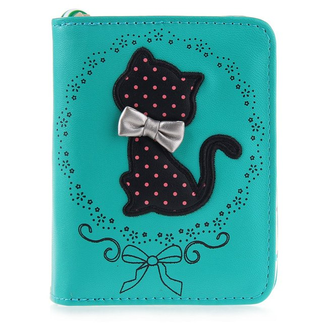 Small Cat Wallet