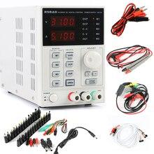 Alimentation Programmable KA3005D, 30V, 5a, Kit dalimentation de laboratoire numérique réglable, MA + AC 4Ps