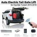 Inteligente Auto eléctrico cola Puerta de ascensor para Hyundai Tucson 2015-2018 Control remoto coche asiento botón de Control de altura evitar pizca