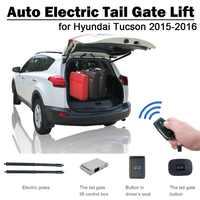 Smart Auto Elektrische Schwanz Tor Lift für Hyundai Tucson 2015-2018 Fernbedienung Stick Sitz Taste Control Set Höhe vermeiden Prise