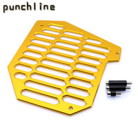 Fit For YAMAHA NMAX 155 N MAX 125 N MAX 150 NVX155 NVX 155 AEROX 155 2015 2019 Scooter Radiator Grille Guard Cover Protector