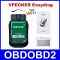 2016 Оригинал VPECKER Easydiag Wi-Fi Беспроводной V7.2 OBDII Полный Диагностический Инструмент Лучше, Чем Запуск IDIAG DHL Бесплатно