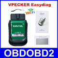 2016 Original VPECKER Easydiag Wifi Wireless V7.2 OBDII Full Diagnostic Tool Better Than Launch IDIAG DHL Free