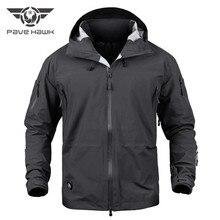 Военная Экипировка, водонепроницаемая куртка для улицы, армейская тактическая куртка, Весенняя ветровка, пальто, камуфляжная одежда для охоты