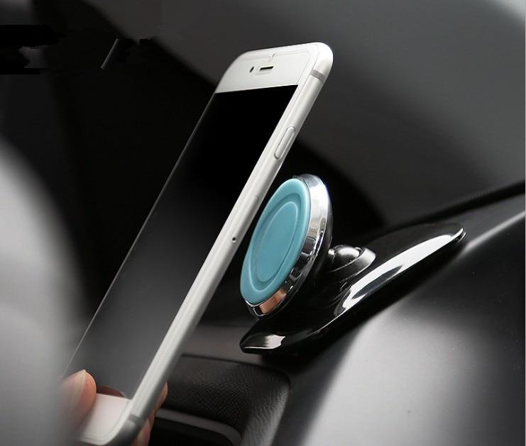 VEELVEE Car Mobile Phone Holder Car-Styling For Cadillac CT6 XT5 ATS-L XTS SRX CTS STS ATS ESCALADE CTS EMBLEM Accessories