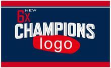 3X5ft любая команда чемпионский флаг-баннер 90×150 см с полиэстер 100D изготовленный на заказ; футбольной тематики Хоккей Баскетбол одной стороне Знамени