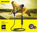 Awei A920BL Earphone Sport Bluetooth 4.0 Connection with Voice Noise Reduction free shipping