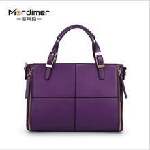 Hot Sale!!! 2015 Vintage 6 Color High Quality Leather Bag For Women Lady's Handbag Colorful Handbag