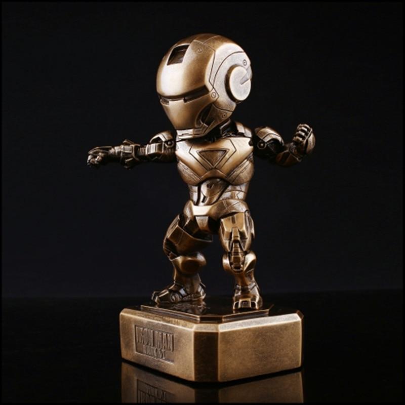 Avengers:Infinity War Iron Man Statue Tony Stark Superhero Colophony Crafts Action Figure Collectible Model Toy L2310 цена 2017