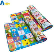 Kids Rug Developing Mat EPE Foam Baby Play Mat Toys For Children Mat Playmat Puzzles Carpets in The Nursery Play 4 недорого
