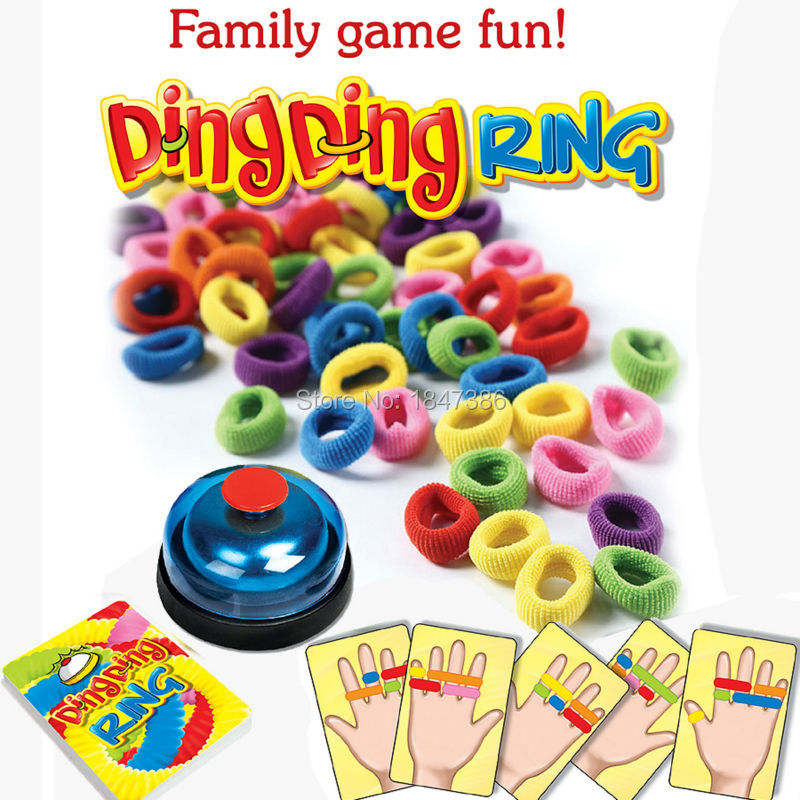 UTOMY Funny Ring Toy Family Party Games Practical Gadgets