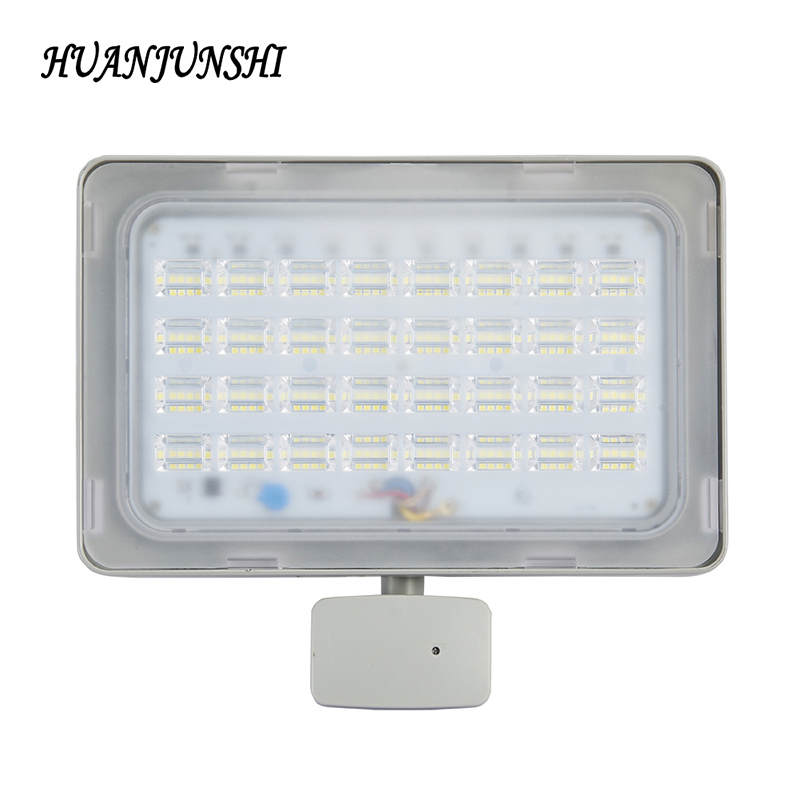 2017 New Led Flood light Motion Sensor 100W 110V 220V Led Floodlight Reflector Waterproof PIR Projector Lamp Outdoor Lighting free shipping led flood outdoor floodlight 10w 20w 30w pir led flood light with motion sensor spotlight waterproof ac85 265v