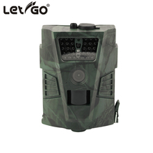 Buy Outdoor 12MP 60 Degrees Detection Angle Hunting Camera Photo Traps Digital Wildlife Wild Photo Camera Traps Trail