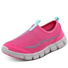 Женщина повседневная обувь дышащая обувь zapatillas mujer 2016 горячие моды плоские с женской обуви теннис мода стиль сетки размер 34-40