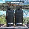 2 PCS Baofeng BF-777 Walkie Talkie Portátil Rádio Em Dois Sentidos Handheld Rádios CB UHF400.00-470.00 MHz de Alta Qualidade