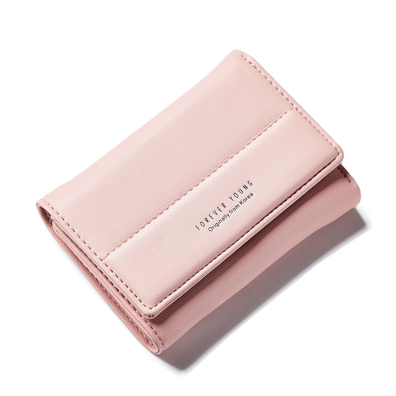 цены  New Fashion Small Wallet Women Luxury Brand Pu Leather Purse Women Wallets Zipper Design Coin Purse Card Holder Mini Wallet