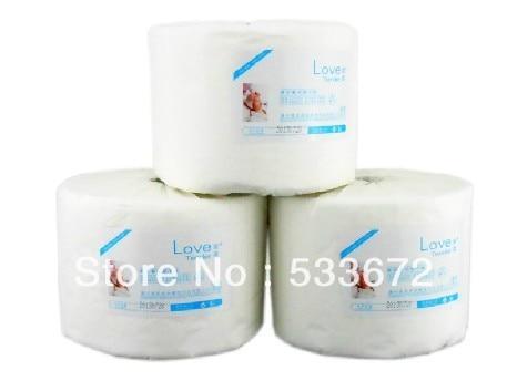 3x Cotton Facial Cleansing Towel Disposable Face Towel Facia Beauty Salon Equipment