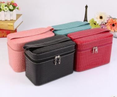 New Fashion Ladies'Multifunctional Cosmetic Bag(China)