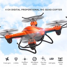 JJRC H32WH 4-rotor 2.4GHz WiFi Gyro Drone Altitude Position Hold RC Quadcopter with 2MP HD Camera & Remote Control