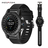 MAFAM I7 Continuous Heart Rate Monitoring Fitness Tracker Incoming Call Reminder 4G SIM Card LET GPS WIFI 1G+16G Smart Watch