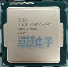Intel CPU i7 4790T/  2.7GHz/ LGA 1150 /Quad-Core can work 100%