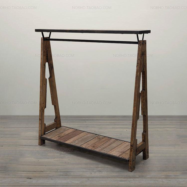 industria de muebles de estilo loft pas de de viejos muebles de abeto