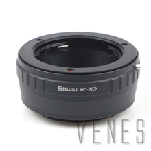 Venes MD NEX, objektiv Adapter Anzug Für Minolta MD Objektiv für Sony NEX E Mount Kamera A6500 A6300 A5100 A6000 A5000 a3000 A7