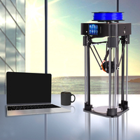BIQU Magician mini3d printer delta Fully Assembled impresspra 3d CR Frame kossel with Titan Extruder Resume Power Off print