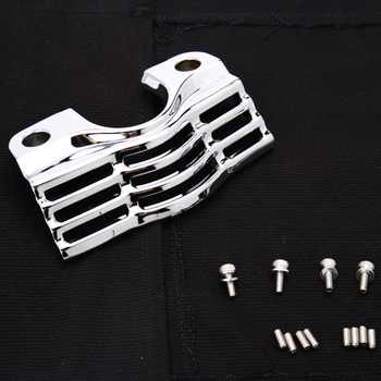 L/R FINNED SLOTTED HEAD BOLT SPARK PLUG COVERS FOR HARLEY TOURING ELECTRA STREET GLIDES ROAD KINGS 99-14 13 12 11 10 09 08 07 06