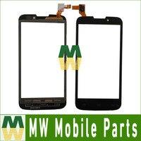 1 Teil/los Hohe Qualität Für Mobistel Cynus T6 Touchscreen Digitizer Ersatzteil Schwarz Farbe-in Handy-Touch-Panel aus Handys & Telekommunikation bei