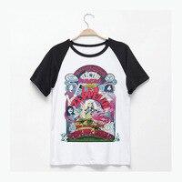 Led Zeppelin Metaiilca Deep Purple Skynyrd Acid Rock Hard Metal Vintage Fashion T Shirts Men Women