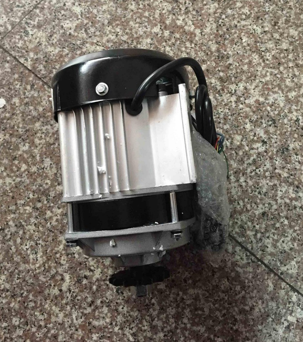 ФОТО Fast Shipping 60V 500W Brushless Electric Motor Unite Motor Scooter Bike Electric Tricycle Motor 3 Wheels Bike Motor