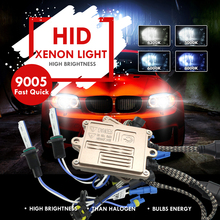 Modifygt H4 55 w AC комплект ксенона H1 H7 H8/H9/H11 9005 HB3 9006 HB4 белый Тюнинг автомобилей Авто moto 6000 K 4300 K 8000 K 12 V