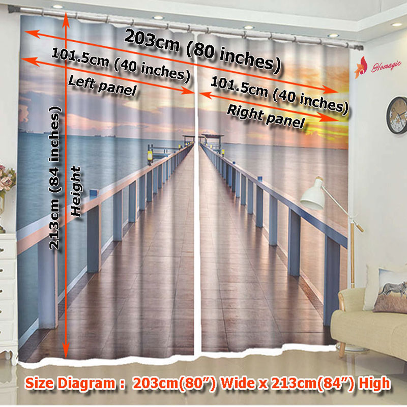 Dreamlike фон для мамы и сына единороги 3D шторы для спальни дети гостиная драпировка ткань полиэстер набор с крючками - 5