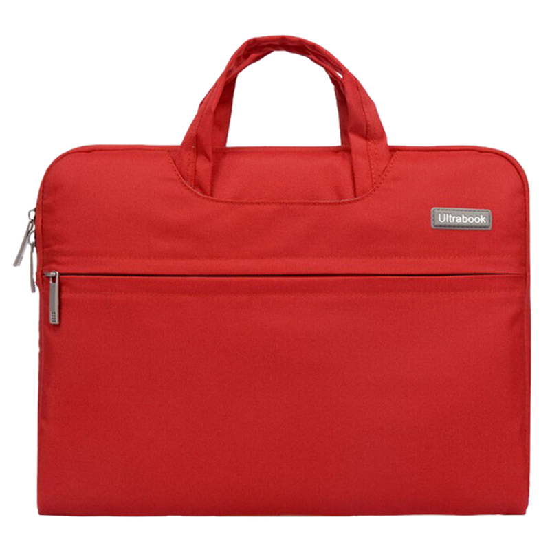 Fashion Universal Laptop Ultrabook Notebook Skin Bag &for Macbook Air Pro Sleeve Case (Red 11 inch)