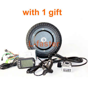 36V 350W 8 INCH ELECTRIC SCOOTER BRUSHLESS HUB MOTOR KIT CAN WITH LCD DISPLAY WUXING THROTTLE DIY ELECTRIC SCOOTER TOWN 7 XL - DISCOUNT ITEM  10% OFF Sports & Entertainment