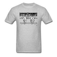Real Barflies 2018 camiseta divertida de hombre negro Humor gris letra dibujos animados Tops camisetas para hombre equipo camiseta Bar Fly Print