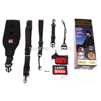 Genunie 100 Carry Speed FS PRO Camera Shoulder Sling Strap Sling Strap Rapid Quick For Canon