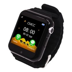 Hot V7 Children GPS Camera Facebook Emergency Security Anti Lost Waterproof Watch Waterproof Children Watches for IOS Android