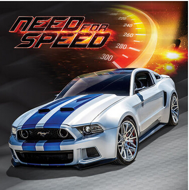 buy 1 24 maisto need for speed 2015 ford mustang diecasts collection scale car. Black Bedroom Furniture Sets. Home Design Ideas