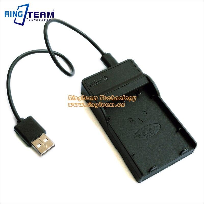 SLB-1037 SLB-1137 Battery USB Charger for Samsung Digital Cameras Digimax U-CA401 U-CA501 U-CA505 U-CA3 U-CA4 U-CA5 V700 V800